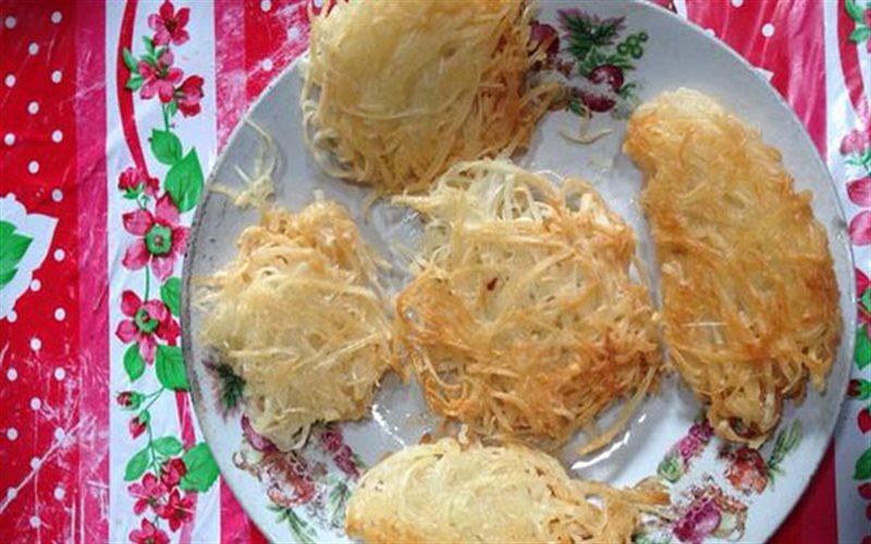 Cách Làm Bánh Khoai Mì Rán Bùi Giòn Thơm Ngon