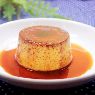 Cách làm bánh flan cam phủ caramel