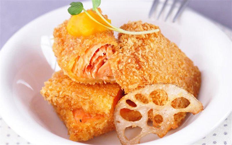 Cách làm Cá Hồi Chiên Giòn ngon lành ngọt thịt cho bữa ăn