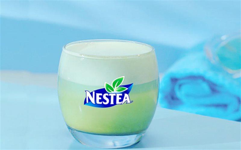 Cách Pha Trà Sữa Nestea Matcha Đơn Giản Mà Ngon
