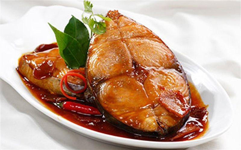 Cách làm cá rim tiêu ớt