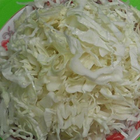 Trứng cuộn bắp cải