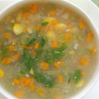 Cách làm Soup Chay Thập Cẩm thanh đạm, cực ngon vào dịp Tết