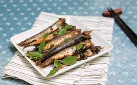 Các món ngon được chế biến với cá nục