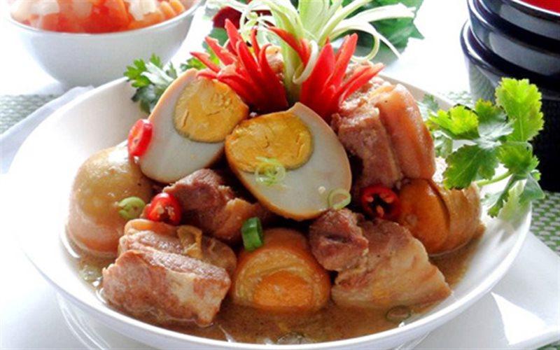 Cách Làm Thịt Kho Hột Vịt | Đậm Đà Cho Ngày Tết