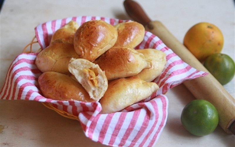 Cách Làm Piroshki – Bánh Mì Ngọt Kiểu Nga Hấp Dẫn