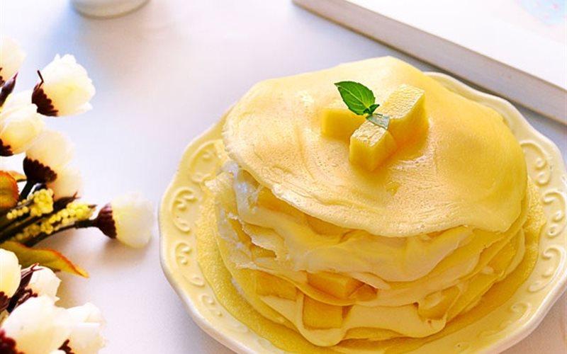 Cách Làm Pancakes Xoài Đơn Giản Mà Lại Ngon Cực Kỳ