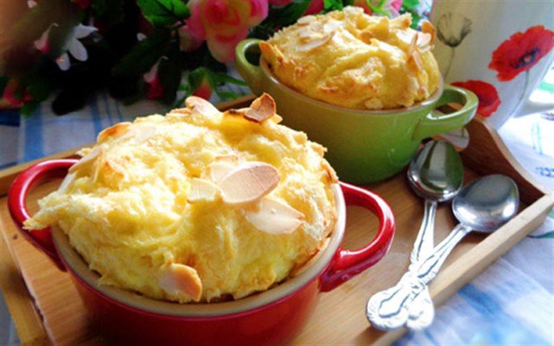 Cách Làm Bánh Mì Trứng Gà Nướng Tiện Lợi, Rất Ngon