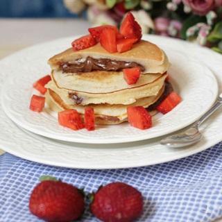 Pancake đậu phộng