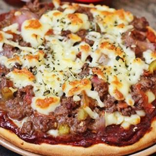 Cách làm bánh pizza bò