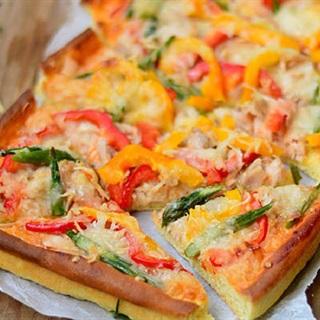 Cách làm bánh pizza cơ bản