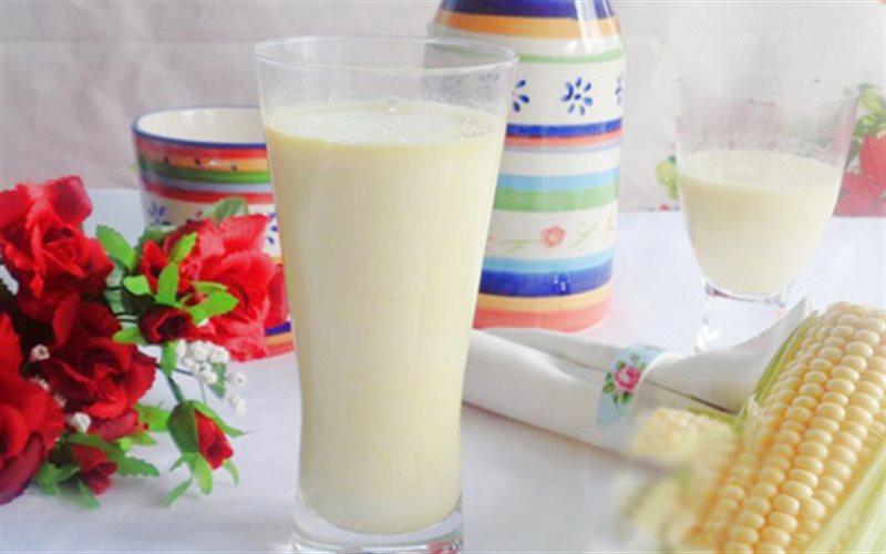Cách Làm Sữa Bắp Và Lê Lạ Miệng Cực Thơm Ngon