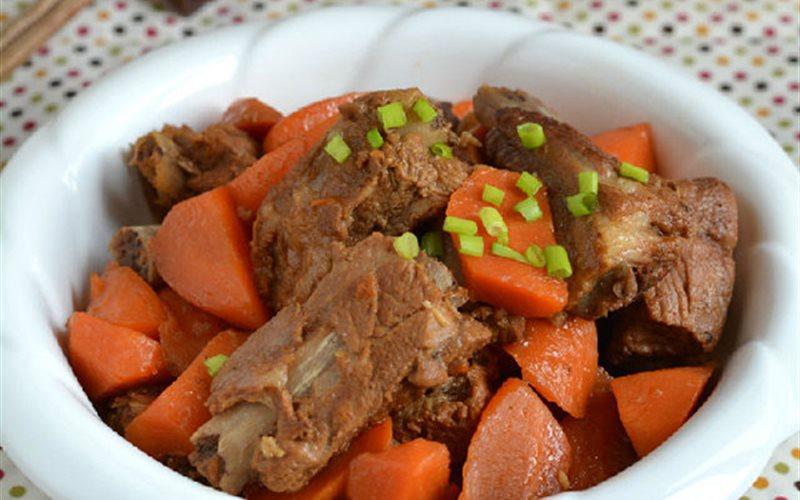 Cách làm Sườn Kho Cà Rốt thơm ngon đổi món cho bữa cơm nhà