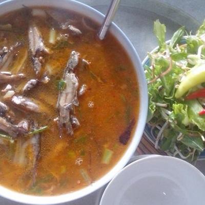 Nấu đồ ăn cơm với nguyên liệu chuối