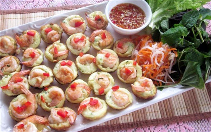 Cách làm Bánh Khọt giòn rụm, thơm ngom và đẹp mắt
