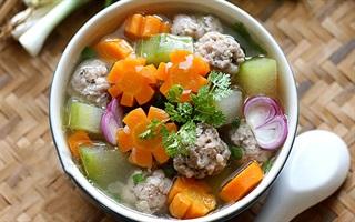 Tổng hợp các món ăn mặn cho bữa cơm gia đình