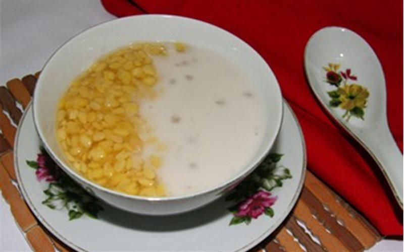 Cách nấu Chè Bông Cau với bột sắn dây dẻo ngon, thơm lừng