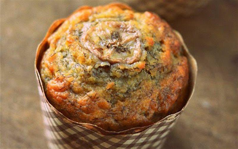 Cách Làm Muffin Chuối Xốp Mềm, Đơn Giản Tại Nhà