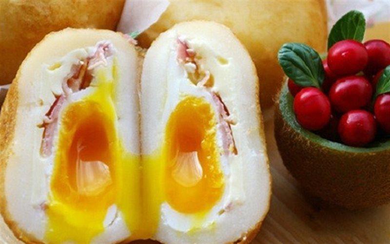 Cách Làm Bánh Khoai Tây Bọc Trứng Cực Ngon Lành