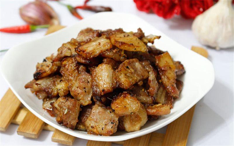 Cách Làm Thịt Ba Chỉ Nướng Mềm Thơm Đãi Gia Đình