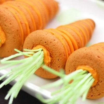 Bộ sưu tập về các món ăn từ cà rốt