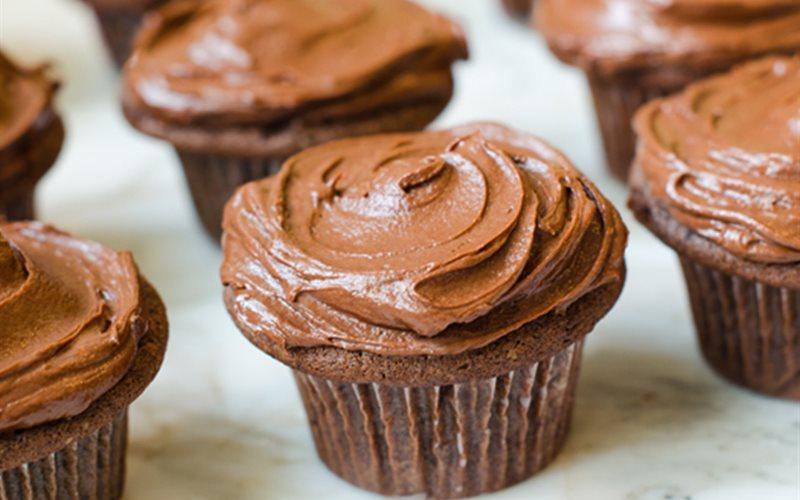 Cách làm Bánh cupcake chocolate xốp mềm