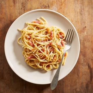 Spaghetti sốt Carbonara