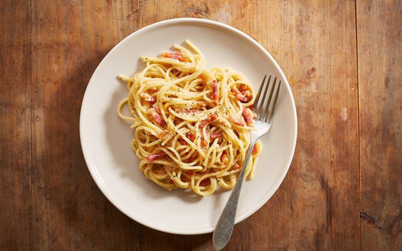 Cách Làm Spaghetti Sốt Carbonara Cho Bữa Sáng