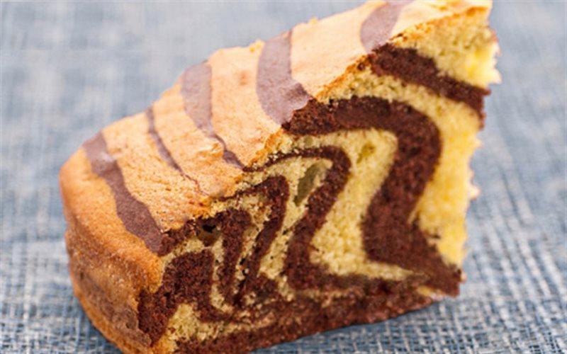 Cách Làm Bánh Bông Lan Ngựa Vằn Lạ Miệng Hấp dẫn