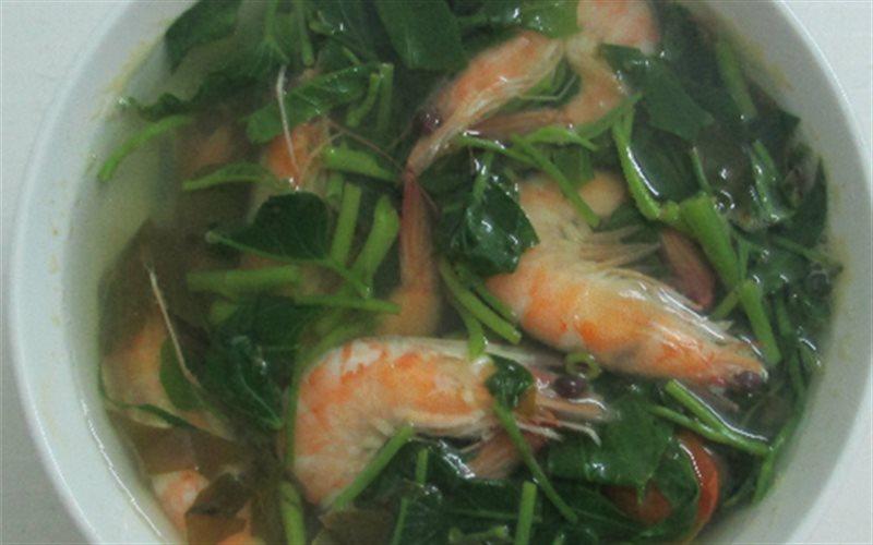 Cách làm Canh Chua Rau Muống Nấu Tôm chuẩn chỉ cho bữa cơm