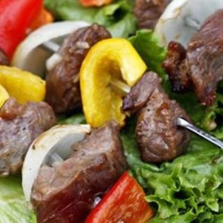 Cách làm thịt bò xiên nướng