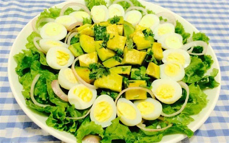 Cách Làm Salad Trái Bơ Đơn Giản Cho Bạn Ăn Kiêng