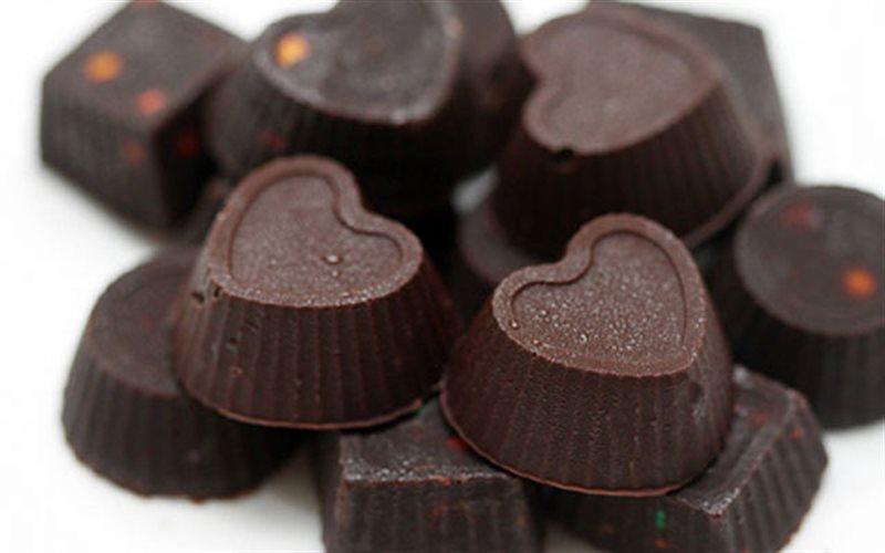 Cách Làm Chocolate Hình Trái Tim Thơm Ngon Hấp Dẫn