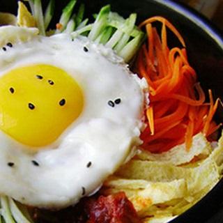 Cách làm cơm trộn kiểu Hàn Quốc