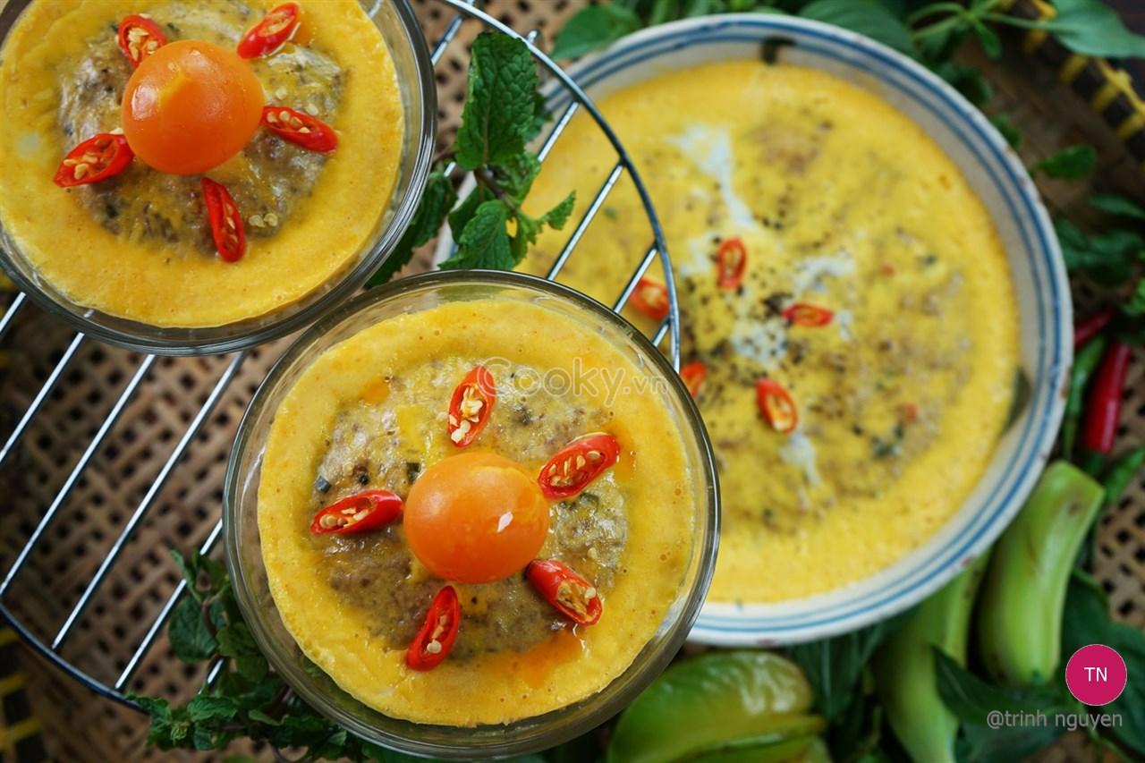 Cách Làm Mắm Chưng Thịt chuẩn vị Nam Bộ cho bữa cơm thêm ngon - Ảnh 2.