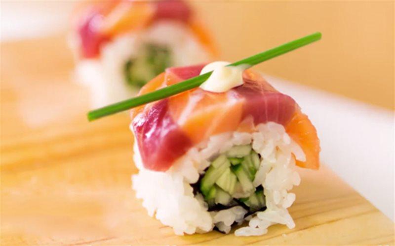 Cách Làm Sashimi Cá Hồi Và Cá Ngừ Tươi Kiểu Nhật