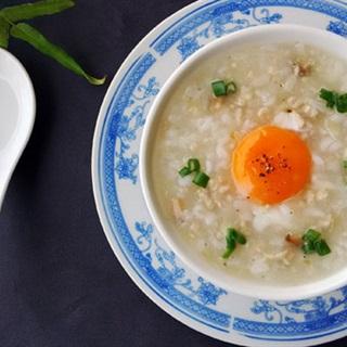 Cách Làm Cháo Trứng Thịt Băm Đơn Giản Ngon Miệng