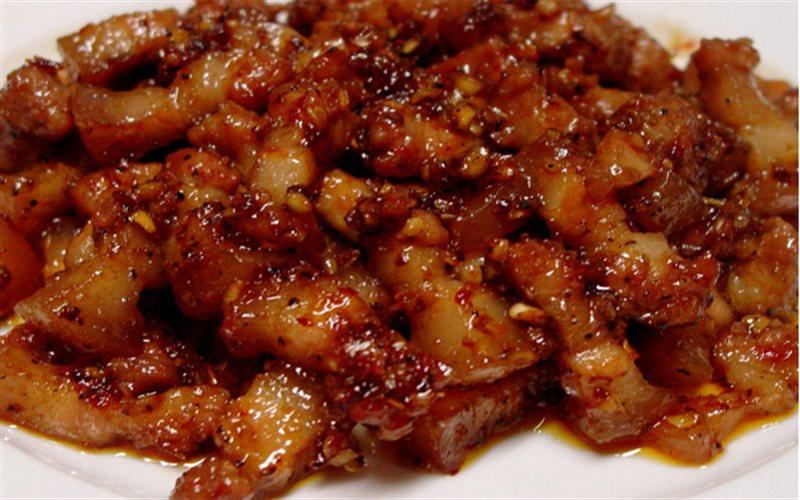 Cách Làm Thịt Kho Mắm Ruốc   Đậm Đà Bữa Cơm Nhà