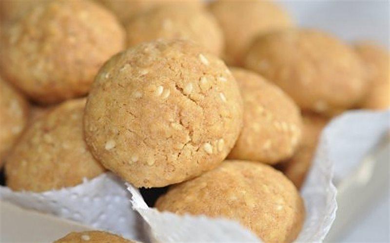 Cách Làm Bánh Cookies Mè Giòn Tan Đơn Giản Tại Nhà