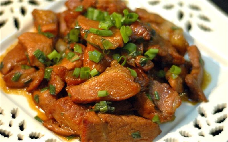 Cách Làm Thịt Heo Nấu Hành Đơn Giản, Thơm Ngon