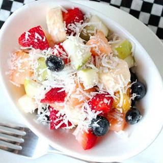 Cách Làm Salad Trái Cây Giảm Cân, Đơn Giản Tại Nhà
