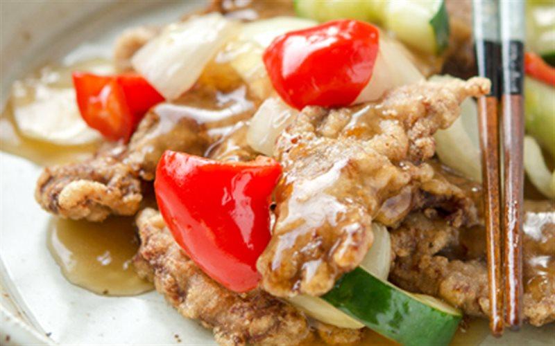 Cách Làm Thịt Bò Sốt Chua Ngọt Đậm Đà, Ăn Cơm