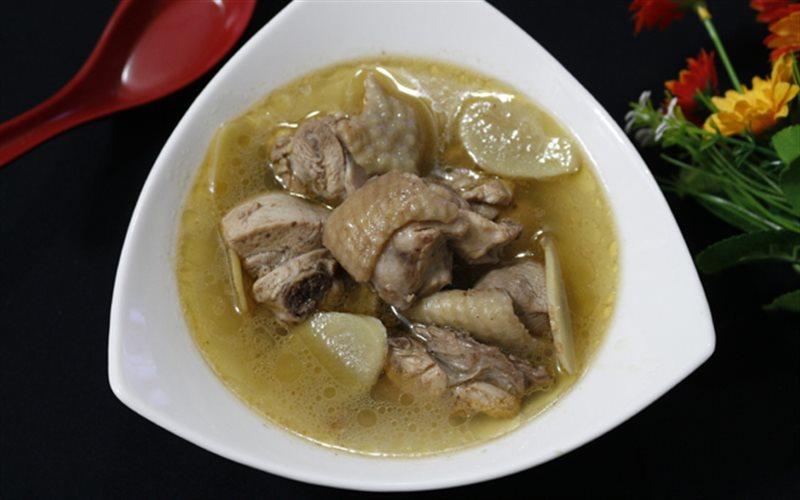 Cách Nấu Canh Gà Đài Loan Thơm Ngon Và Bổ Dưỡng