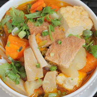 Cách Làm Nui Gạo Nấu Chay, Cho Ngày Lễ Vu Lan