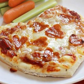 Cách làm Pizza Trái Tim thơm ngon, cho ngày lễ tình nhân