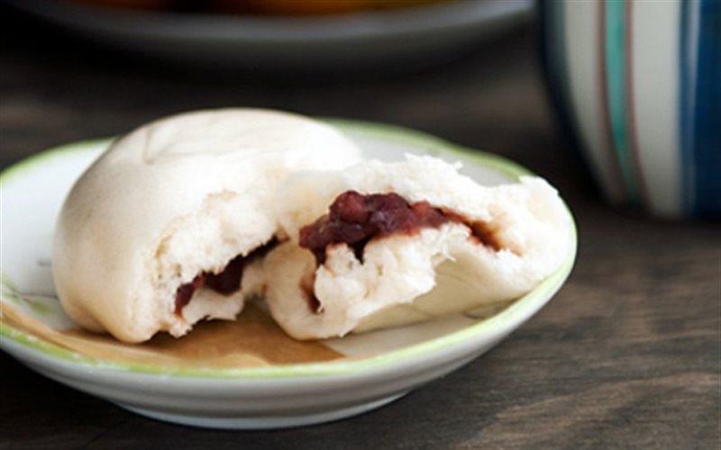 Cách Làm Bánh Bao Nhân Đậu Đỏ Ăn Sáng Ngon Miệng