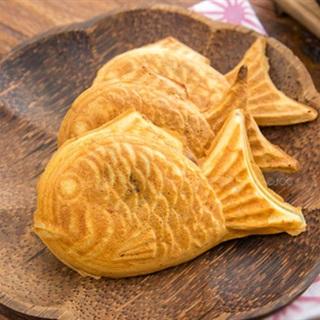 Cách Làm Bánh Cá Nướng Taiyaki Nhật Bản | Cực Ngon