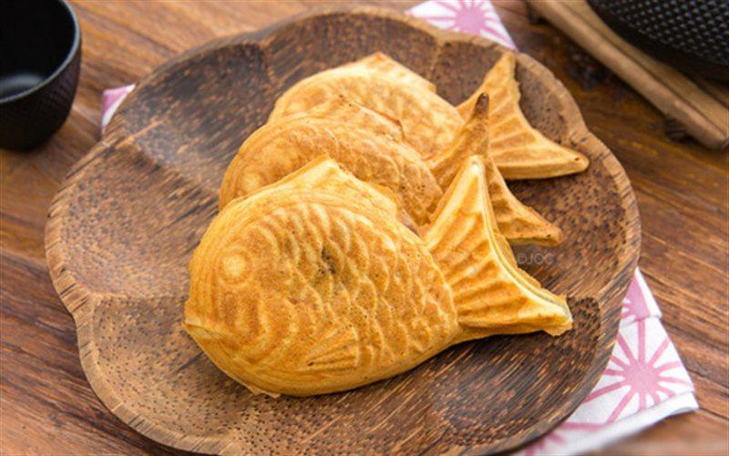 Cách Làm Bánh Cá Nướng Taiyaki Nhật Bản   Cực Ngon