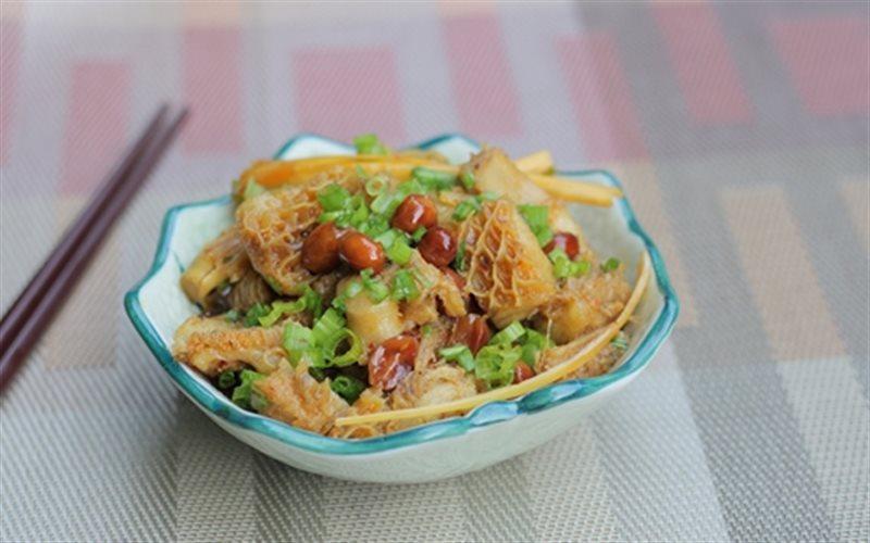 Cách Làm Sách Bò Nấu Ráo Thơm Ngon Cho Bữa Tiệc