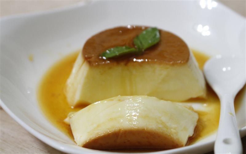 Cách Làm Bánh Flan Caramel Mướt Mịn Ngon Khó Cưỡng